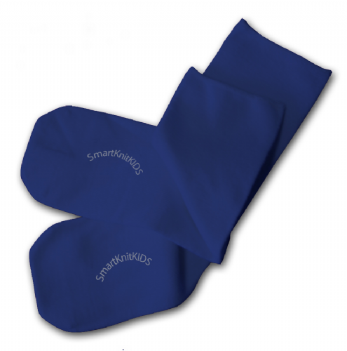 Absolutely Seamless Socks - SmartKnitKIDS ultimate comfort sock: Navy